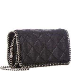 Stella McCartney Falabella Quilted Cross Body Bag